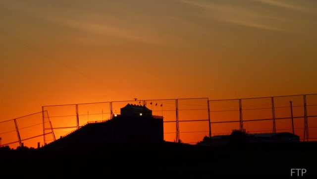 sunset on the ryder cup von DL7SXX