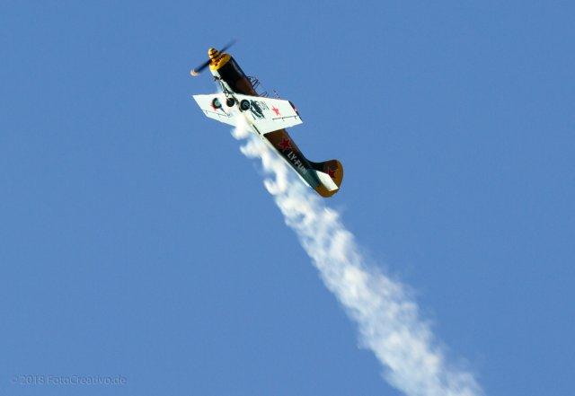 Sportflugzeug ohne Pilot von Mario68
