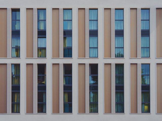 Fassade(n) Deutschlands: Köln - 011 von Daniel von Appen