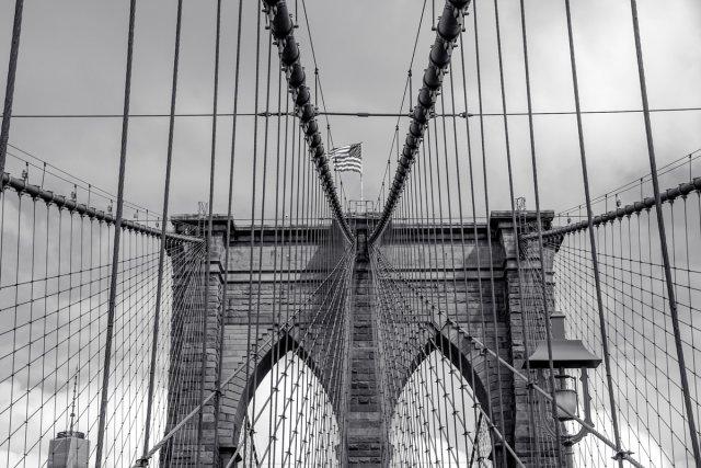 Brooklyn Bridge von cybertom22
