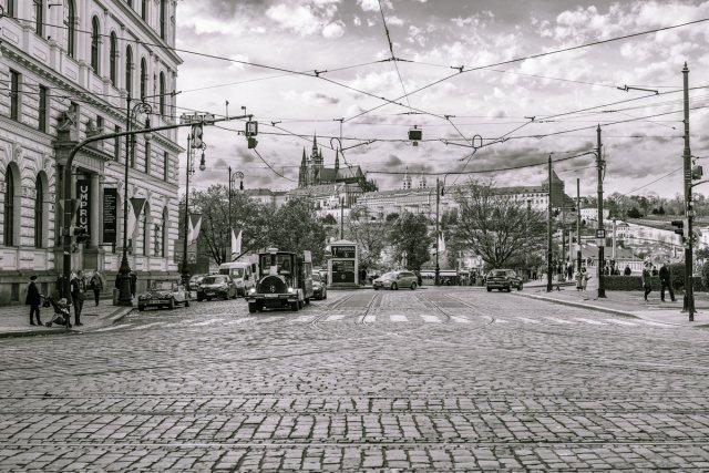 Prague's Streets von Katzenfutter
