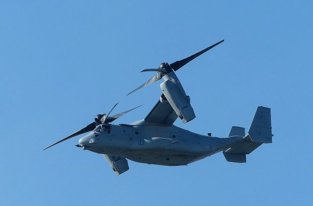 USA CV22 Osprey von RüdigerLinse