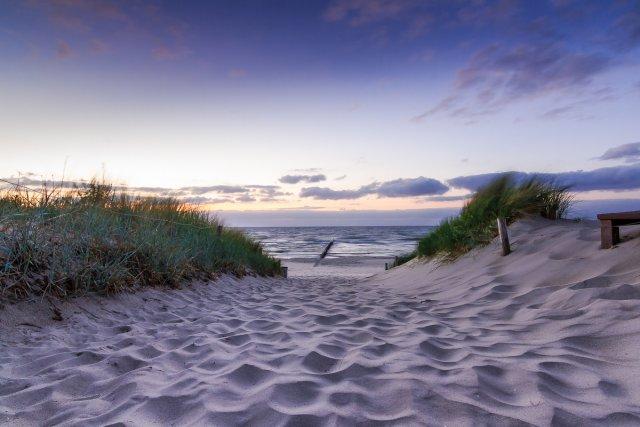 Der Weg zum Strand... von .ChristiaN.