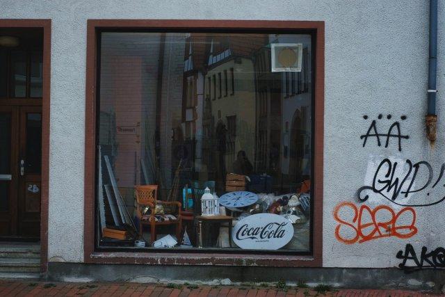 Coca Cola von Peter Kryzun