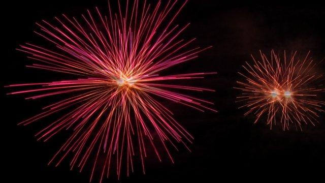 Feuerwerk (für FPR Monitore) von 3DDD