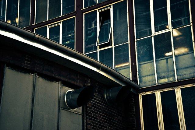 Darmstadt Industries 2 von Bernd Unger