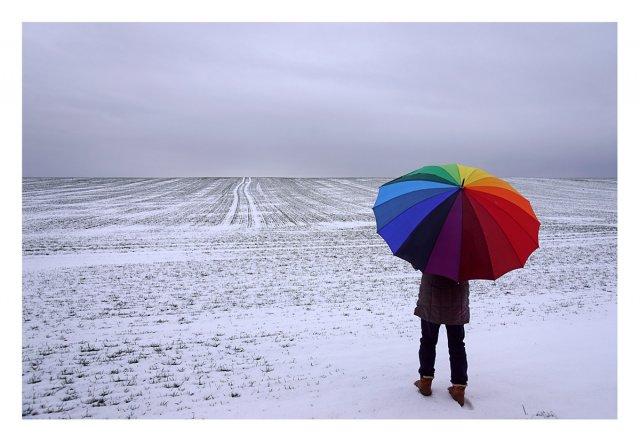 Snow Watching von pewebe