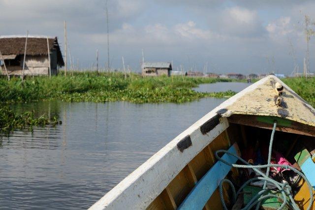 Inle-See, Myanmar von Volker H.