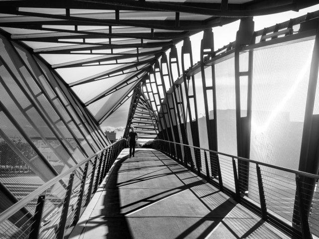 Auf der Brücke von Gerhard1953