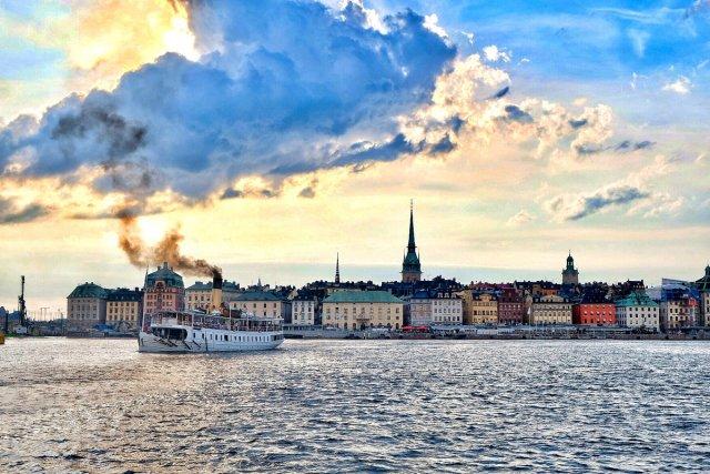 Stockholm 2018 von gery68