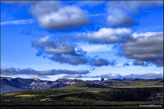 Skaftafell National Park Iceland von Stefan Bock