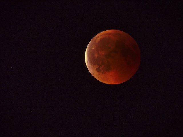 Mondfinsternis Juli 2018 von Ronny Kahl
