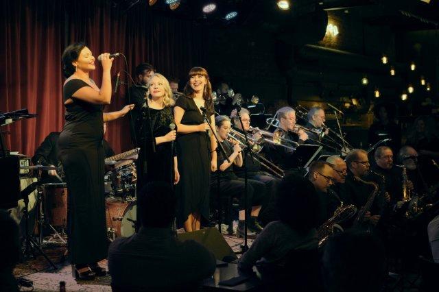 Stockholm bei Nacht - Jazzclub Fasching von flössie