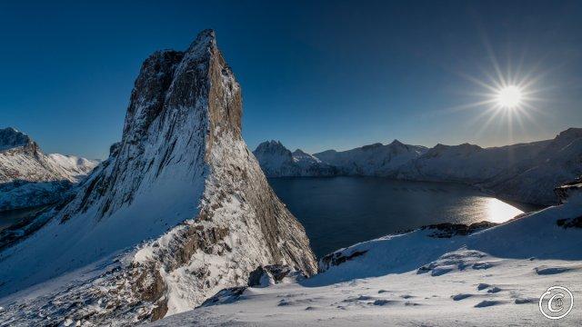 Segla Mountain von Kosh_hh