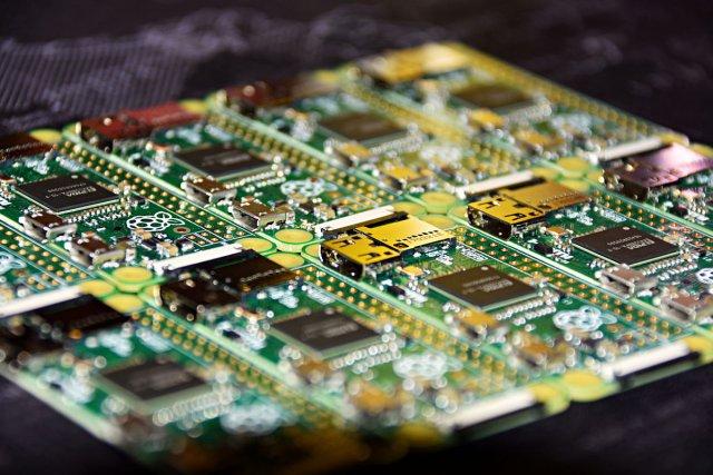 Raspberry Pi Zeros von simonwaldherr