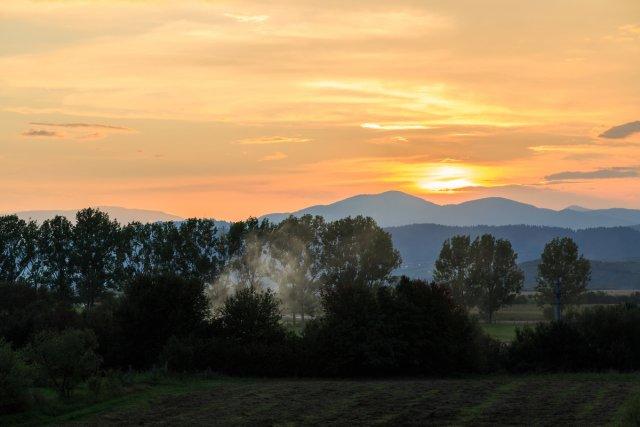 Sonnenuntergang von Fleck_P