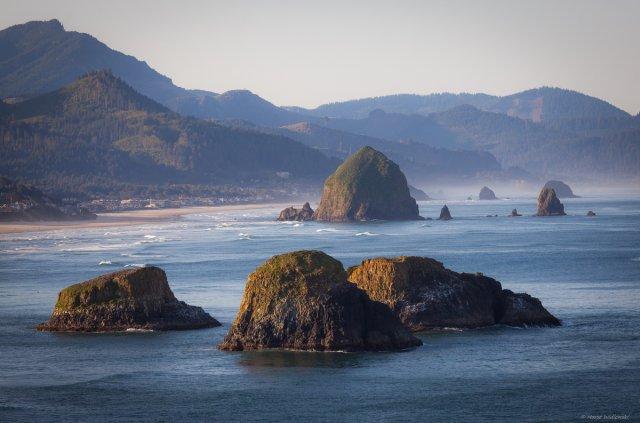 Cannon Beach, Oregon von lewski