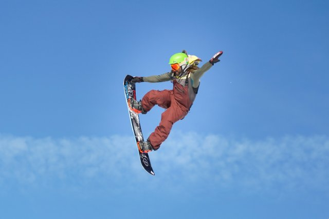 Snowboard von WoFo Pfalz