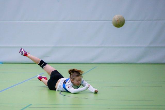 Faustball - SDM U16w von docolli