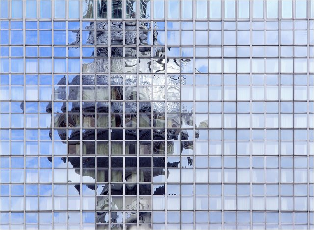 Verpixelter Fernsehturm von pewebe