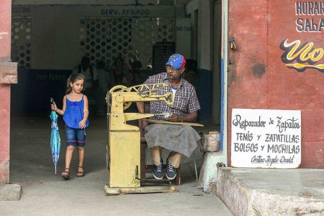 Cuba Handy Man von Joachim Kopatzki