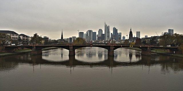 Herbstliches Frankfurt von srevilo