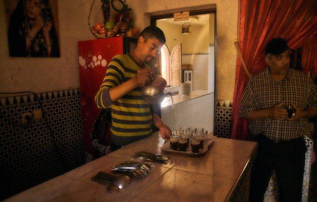 GI - Kaffee oder Tee von JeanFP