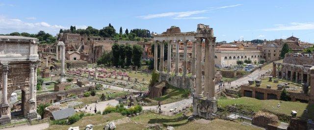 Forum Romanum von Volker H.