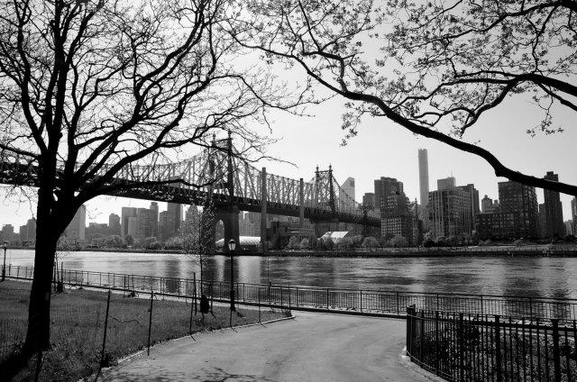 NYC 59th Street Bridge - Feelin'Groovy von Jürgen Merkel