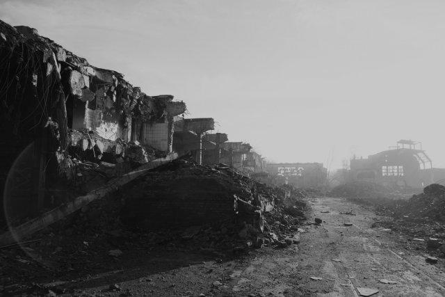 half demolished (1) von kathinka.