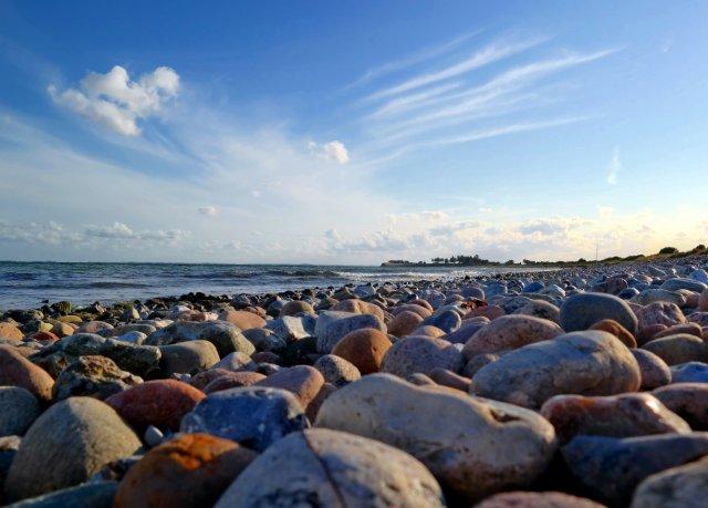 Steine und Meer von Reneclaude