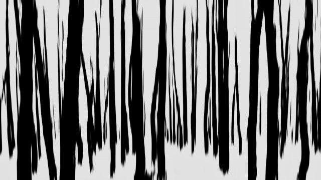 abstrakter Wald 1 von metapix
