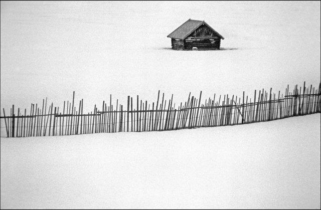 Schneehütte von Reiner von der Schlei
