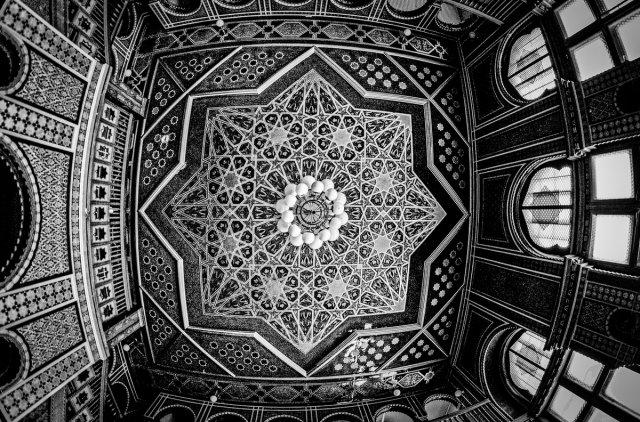 Oriental Spa Ceiling von Sandalphon