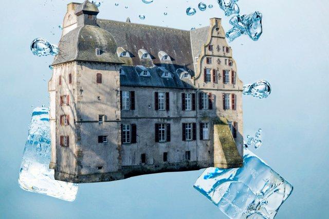 Schloß auf Eis von Reini (1)
