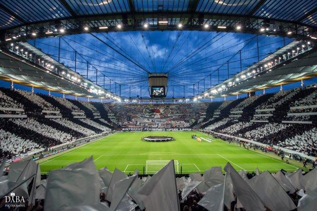 Eintracht Frankfurt international von Dyba