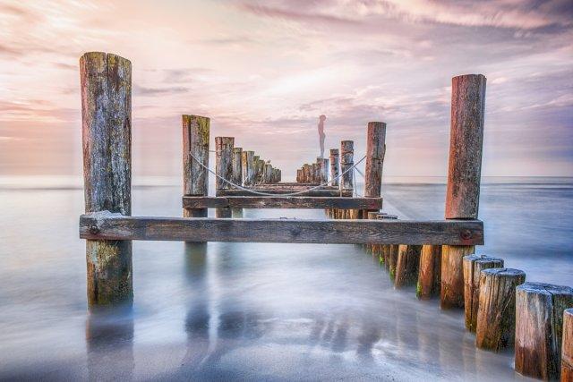 - baltic sea pier - von Jan_Neumann