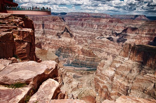 Grand Canyon West Skywalk von gsxr1000