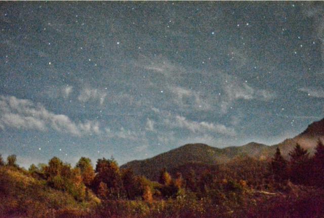 Sternen Landschaft von bernddu
