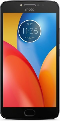Motorola Moto E4 Plus Single-SIM grau
