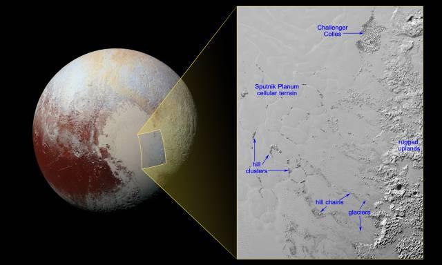 Pluto-Sonde New Horizons