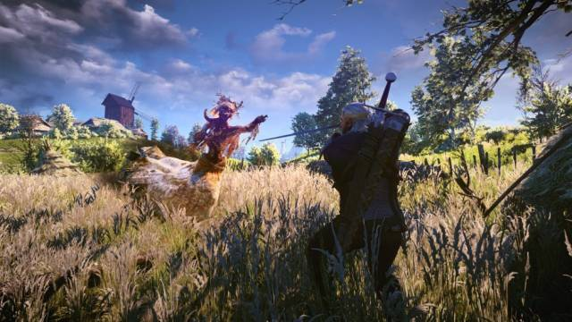 Die Grafik von The Witcher 3: Wild Hunt