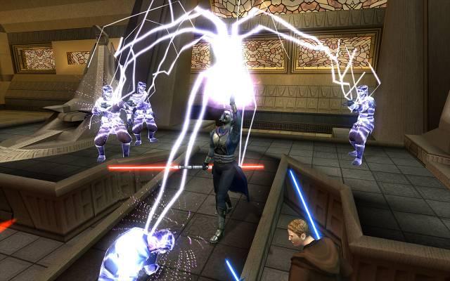 Spielimpressionen aus Star Wars: Knights of the old republic 2