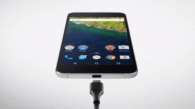 Google Nexus 6P und Nexus 5X