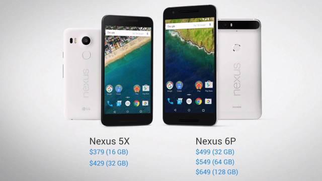 Google Nexus 5X - Details
