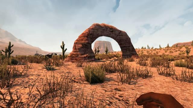 Wüsten-Biom in 7 Days To Die