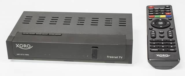 Receiver für DVB-T2 HD