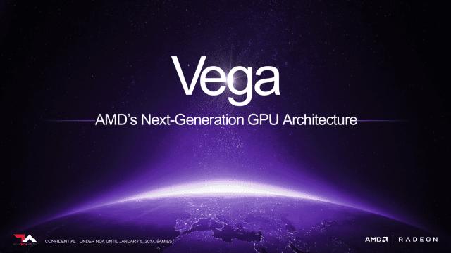 AMDs Vega