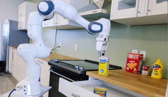 Der Roboter, dein Freund und Helfer (Bilderstrecke