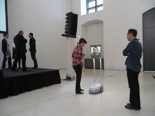 Human-Robot Interaction 2017